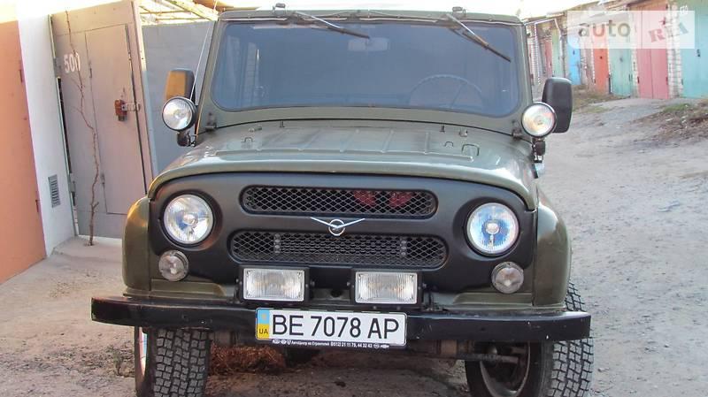УАЗ 31512 1995 года