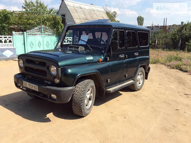 УАЗ 315195