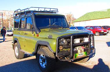 УАЗ 31519 HUNTER 2.7 TDI 2005