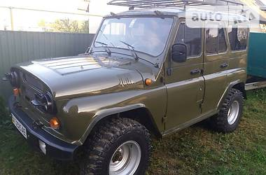 УАЗ 3151  2001