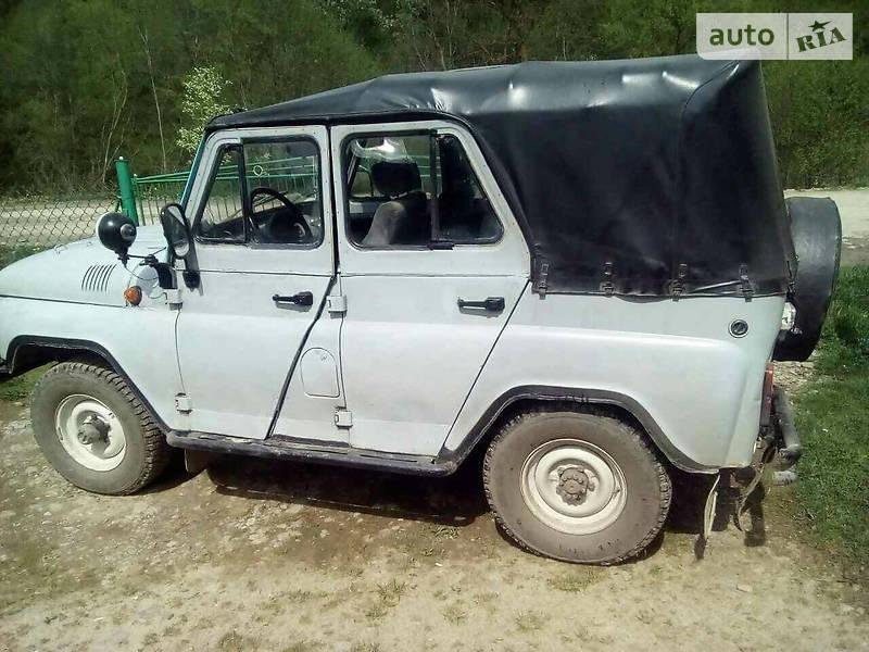 УАЗ 3151 2000 года