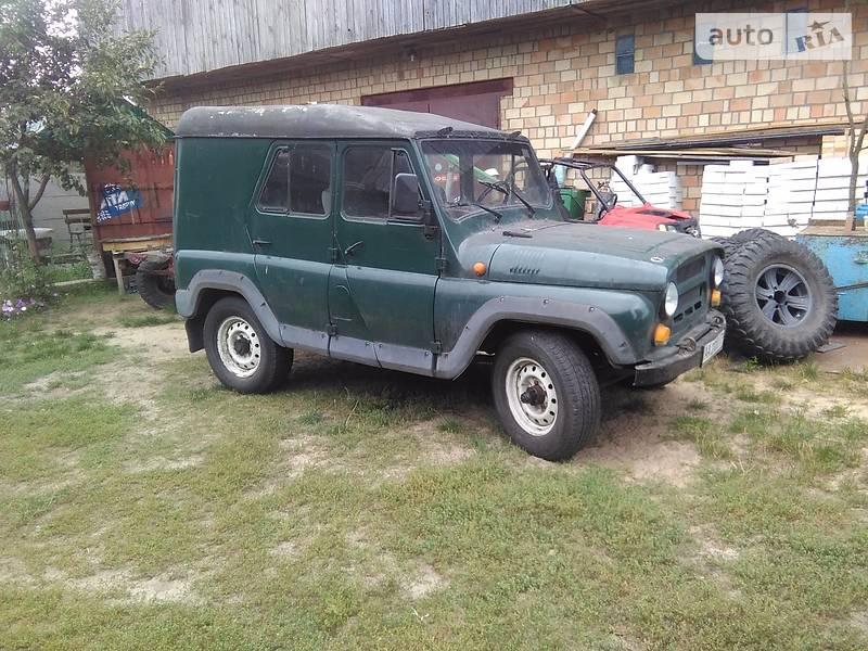 УАЗ 3151 1991 року