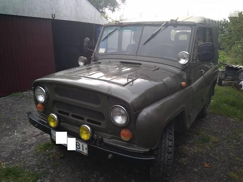 УАЗ 3152
