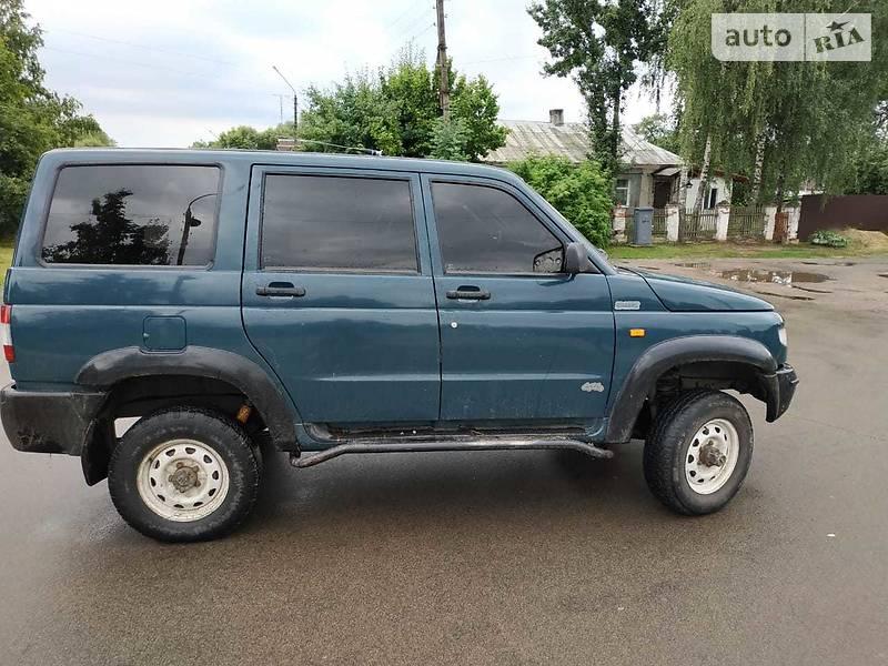 УАЗ 3160 Симбир