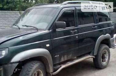 УАЗ 3163  2007