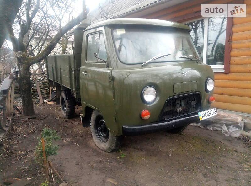 УАЗ 3301