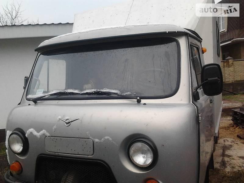 УАЗ 33036 1998 года