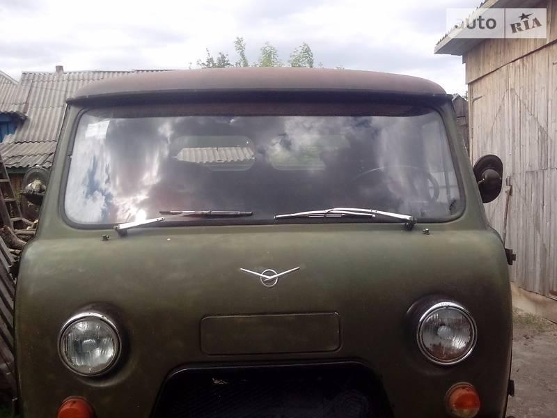 УАЗ 3303 1986 года