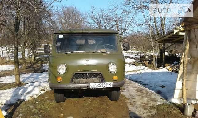 УАЗ 3303 1987 года