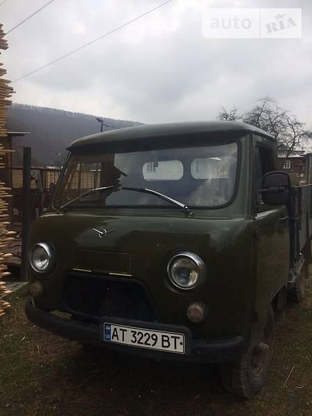 УАЗ 3303 1988 года