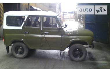 УАЗ 331512  1995