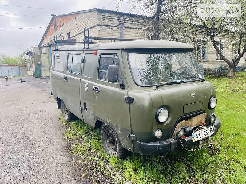 УАЗ 39094