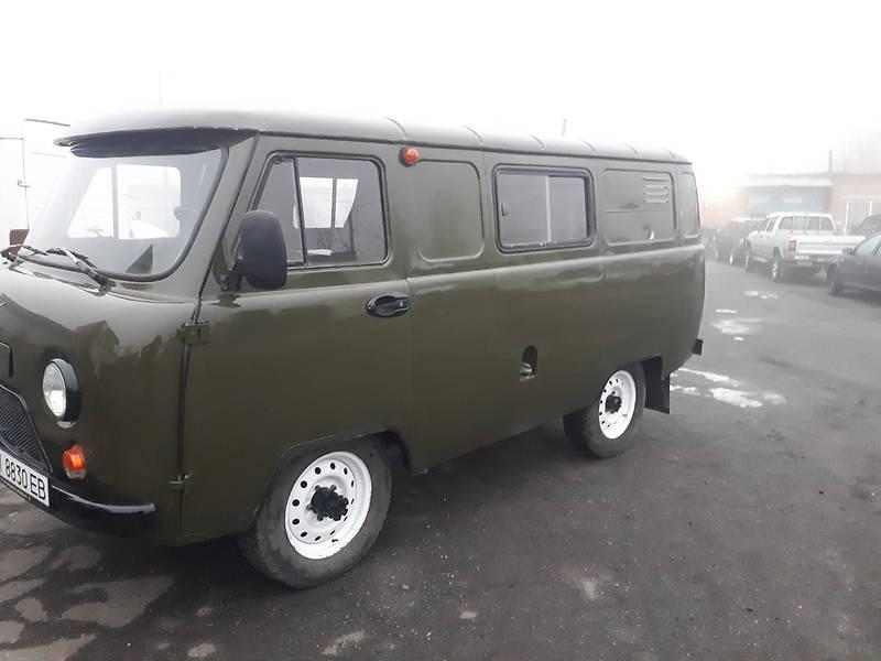УАЗ 39095