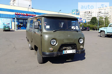УАЗ 3909  2004