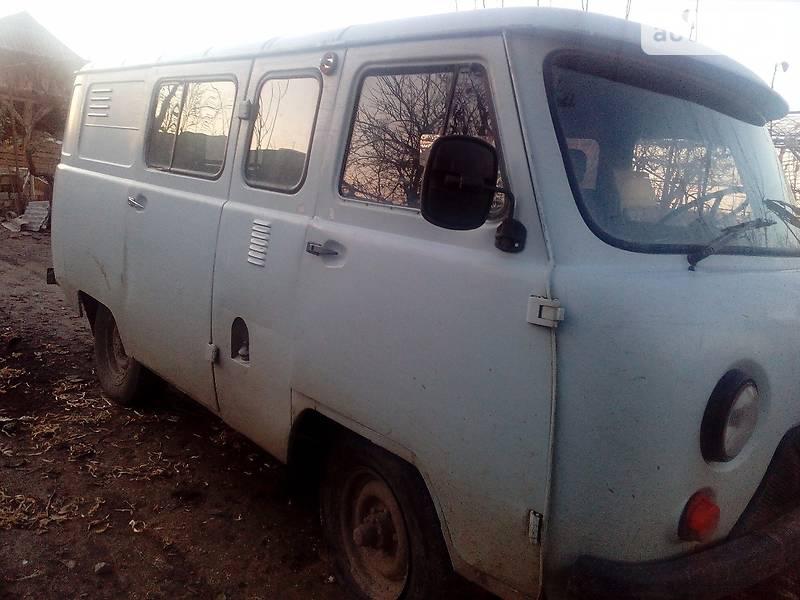 УАЗ 3909 1998 року