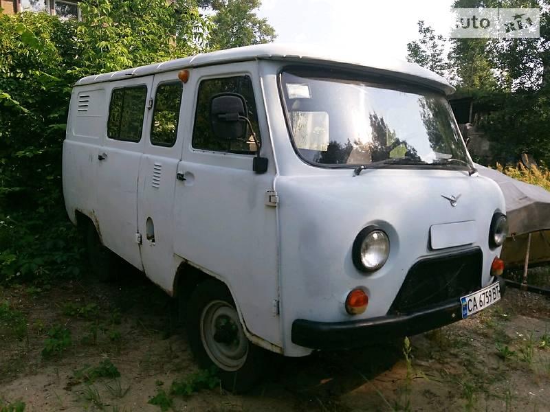 УАЗ 3909