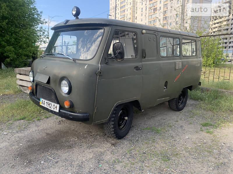 УАЗ 39621