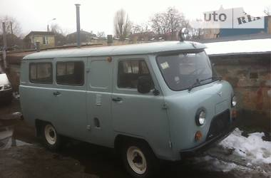 УАЗ 3962  2001