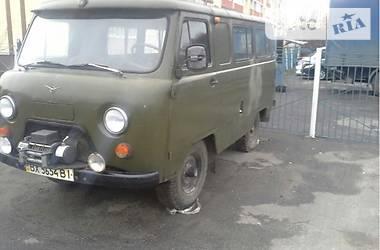 УАЗ 3962 Таблетка 1989