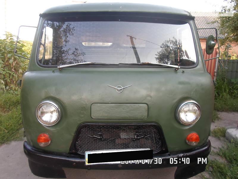 УАЗ 452 Д 1981 року