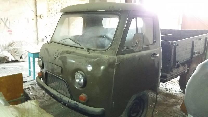 УАЗ 452 Д 1988 года