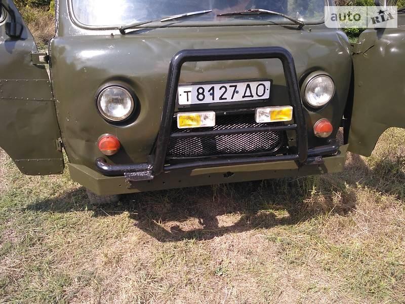 УАЗ 452 Д 1982 года