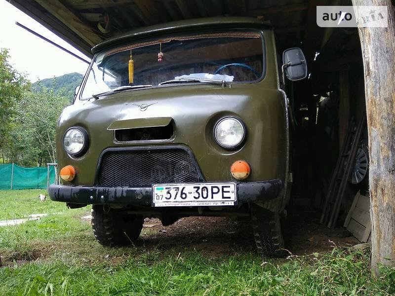 УАЗ 452 Д 1986 года