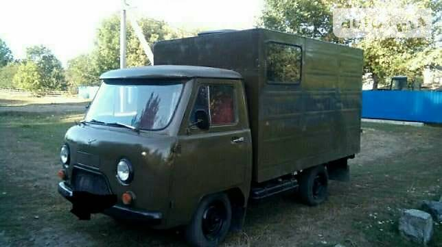 УАЗ 452 Д 1979 року