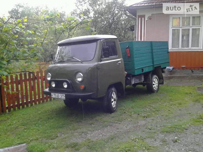 УАЗ 452 груз. 1989 року