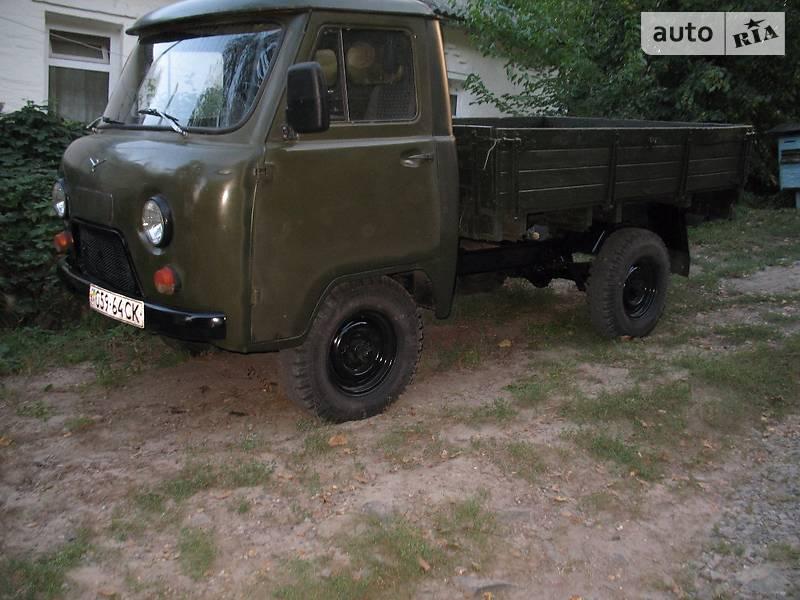 УАЗ 452 груз. 1990 года