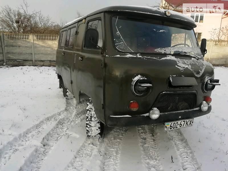 УАЗ 452 груз.