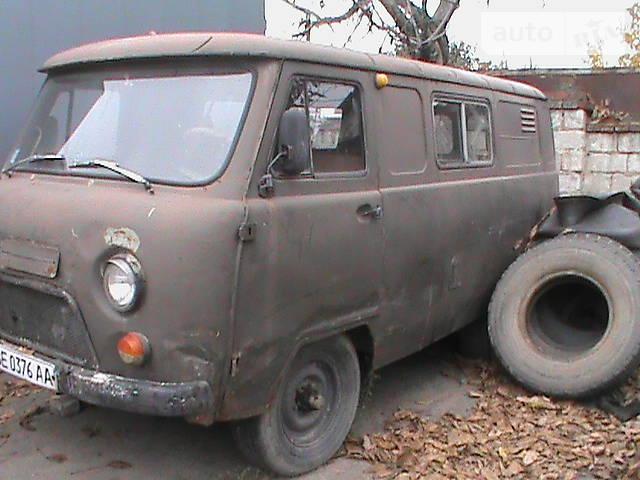 УАЗ 452 пасс.