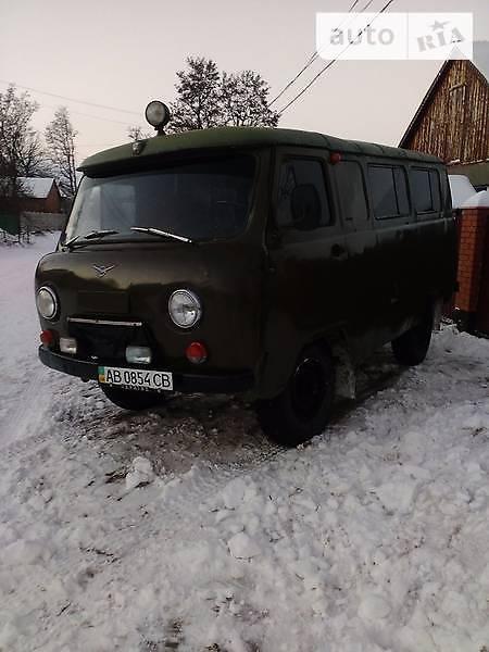УАЗ 452 пасс. 1986 року