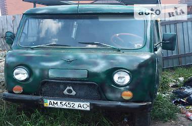 УАЗ 452 пасс. 452 лек 1990