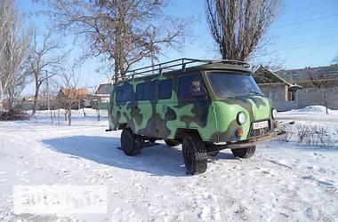 УАЗ 452 пасс.  2012