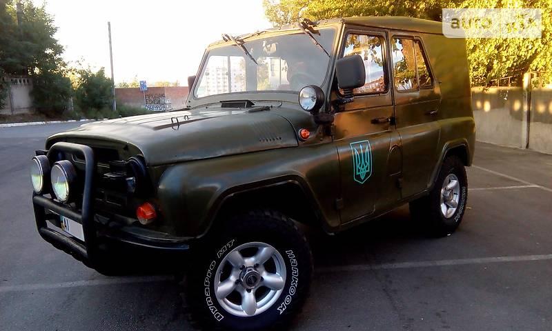 УАЗ 469 1991 року