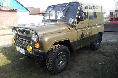 УАЗ 469  1988