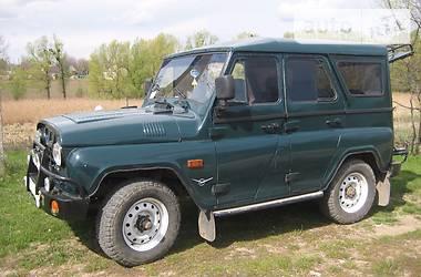 УАЗ 469 Фаетон-В 1980