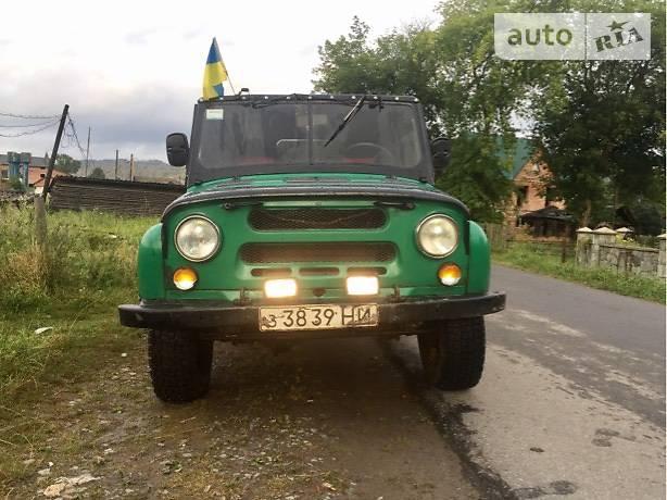 УАЗ 469 1978 года