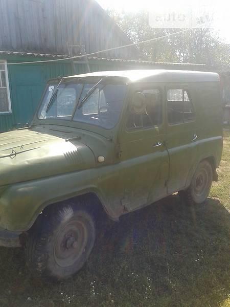УАЗ 469 1990 года