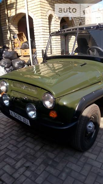 УАЗ 469 1975 года