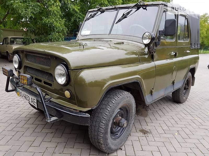 УАЗ 469 1976 року