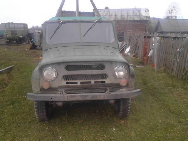 УАЗ 469 1990 року