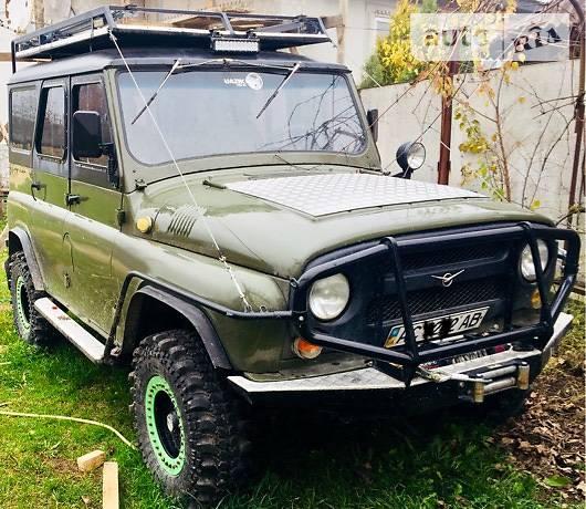 УАЗ 469 2016 року