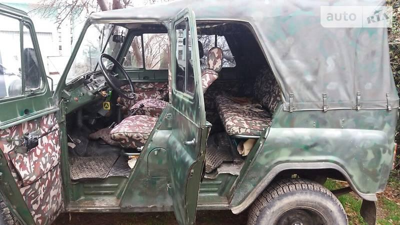 УАЗ 469 1986 року