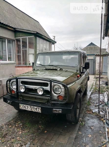 УАЗ 469 1995 года