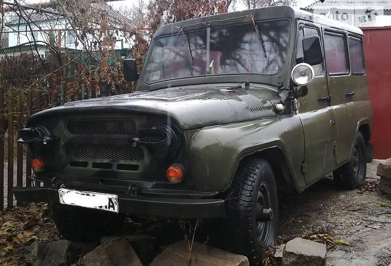 УАЗ 469 1986 года