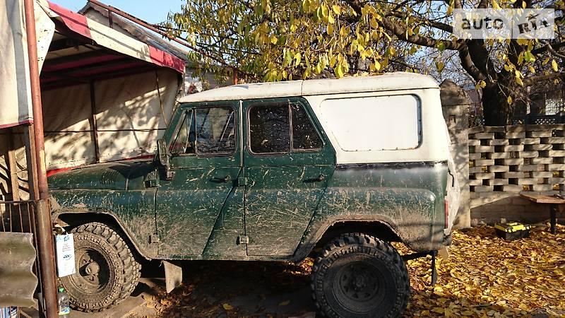 УАЗ 469 1989 года