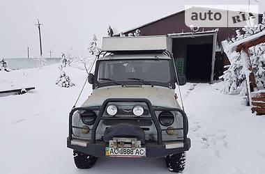 УАЗ 469 UAZ Hunter 2004