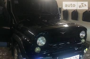 УАЗ 469 2.7  TD 2016